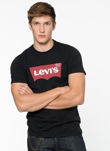 Levi's® Baskılı Tişört Siyah
